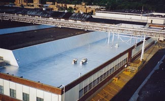 Firestone Built Up Roofing Products Kalamazoo Battle