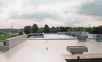 Kalamazoo Roofers Michigan Mi Flat Roof Contractors